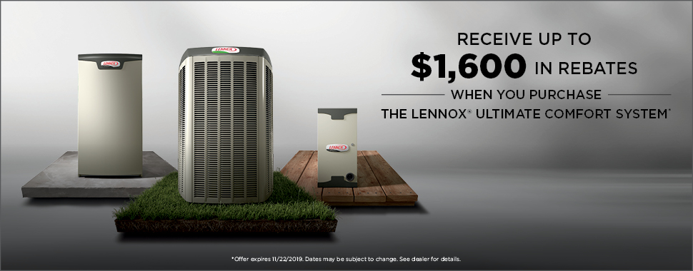 Lennox Spring Special