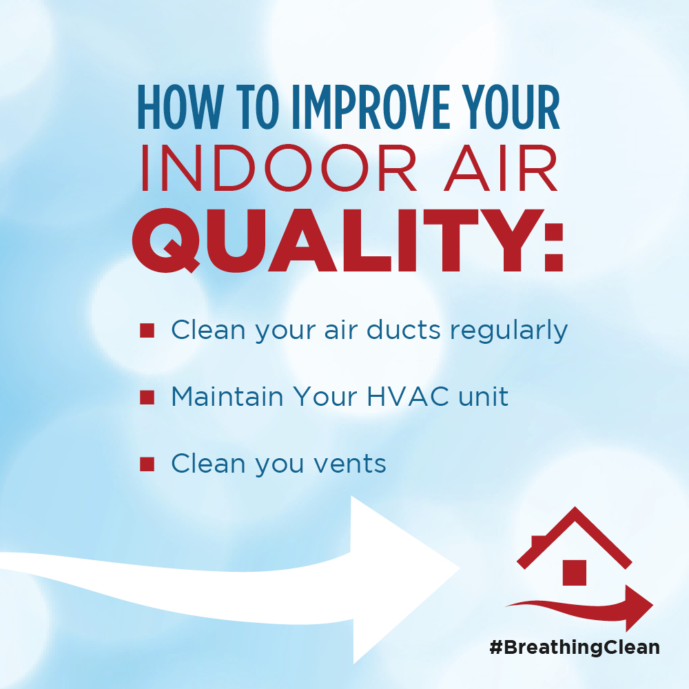 How to improve your indoor air quality