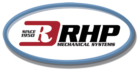 RHP Mechanical Systems, Inc. Retina Logo