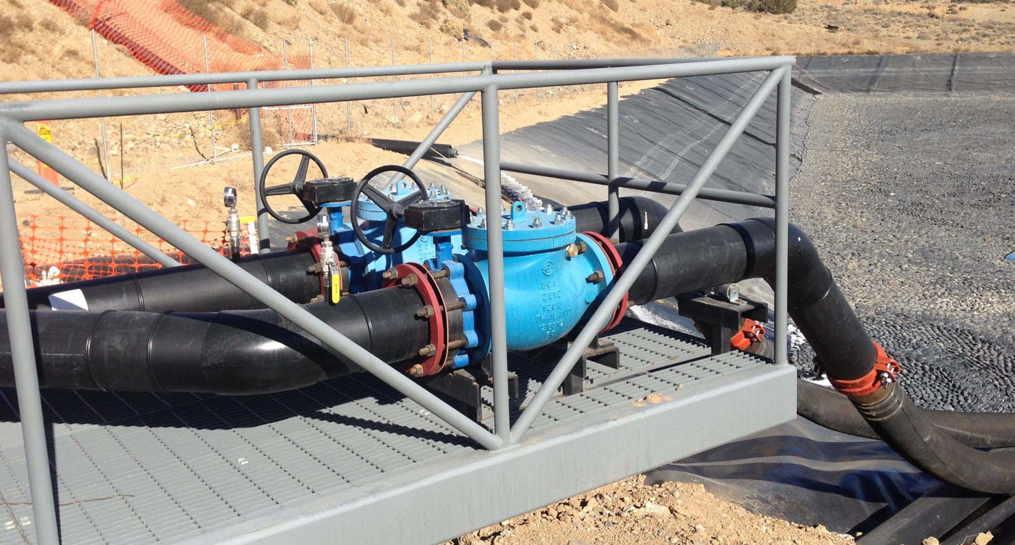 RHP Pump Project for Comstock Mining