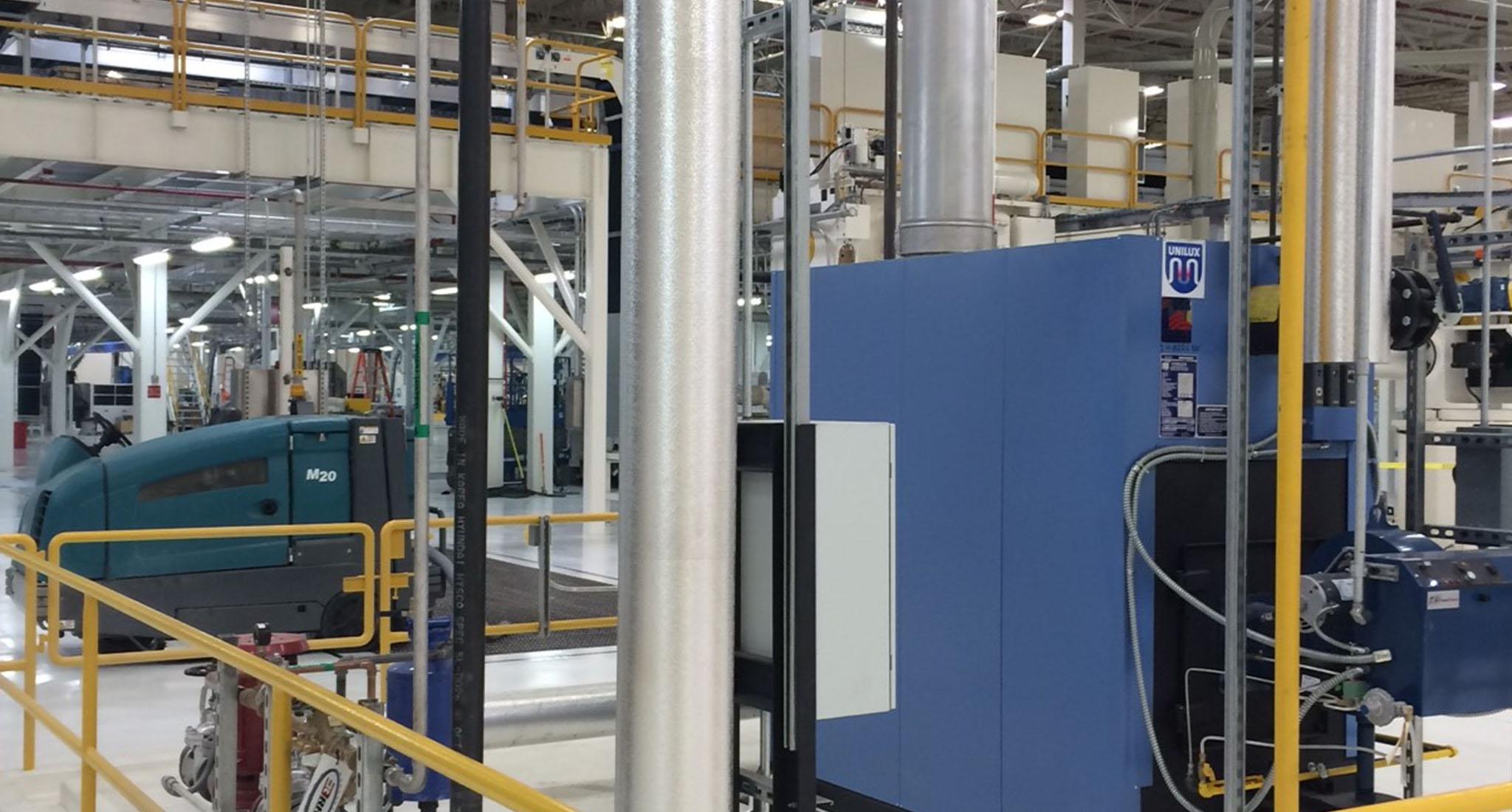 RHP Ardagh HVAC Project